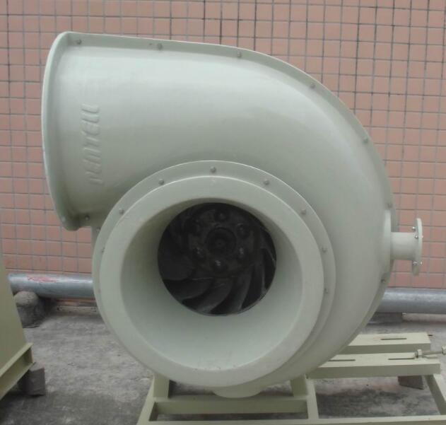 四川玻璃钢风机