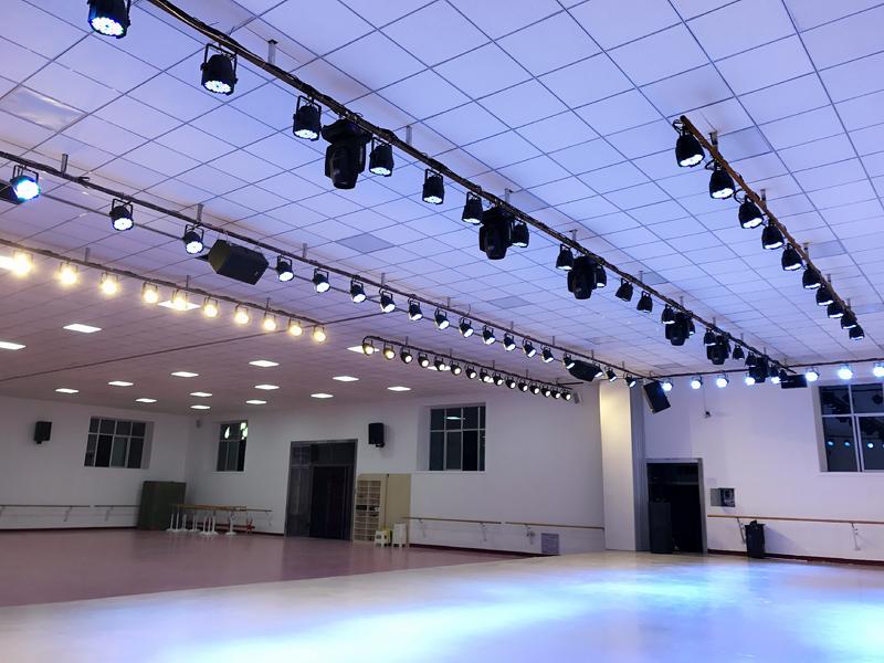 兰州北乐艺考-舞台灯光