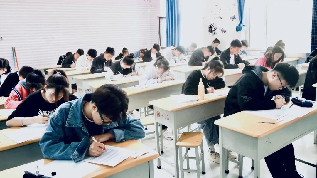 但行前路,不问西东 | 记音乐部第二次月考暨分班考试