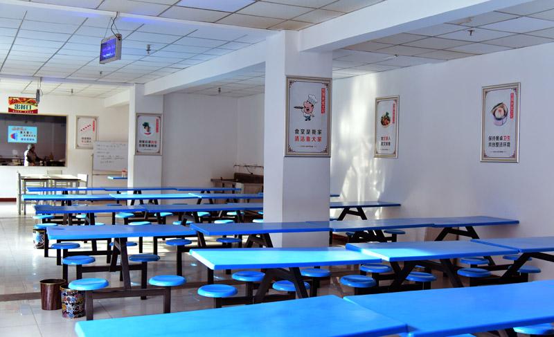 兰州名人音乐学校学生食堂