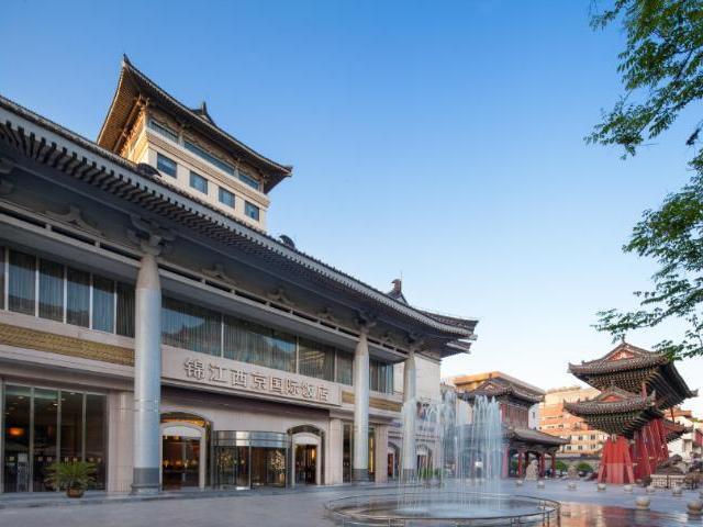 锦江西京国际饭店公用纺织品洗涤案例