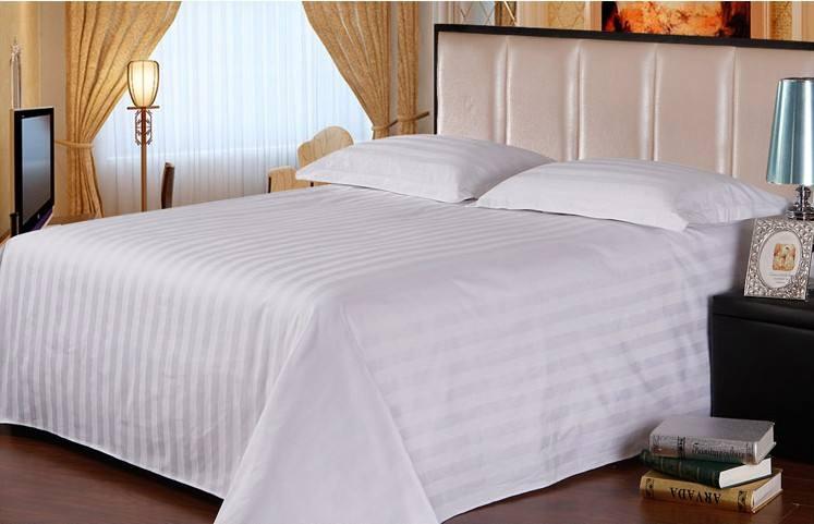 彩色床单洗涤熨烫