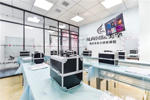 西安风尚美容品牌运营公司环境展示