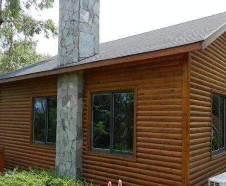木结构的额建筑在防腐木的加持下怎么样了