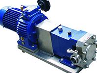 凸轮转子万用输送泵