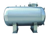 CG 立式或卧式单层储罐、纯化水储罐、注射水储罐