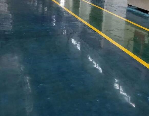 厂房车间固化工业地坪