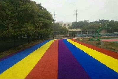 学校塑胶跑道施工工程