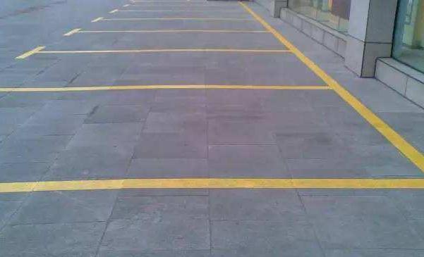 襄阳车位划线
