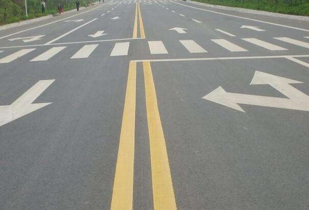 襄阳道路标线施工厂家