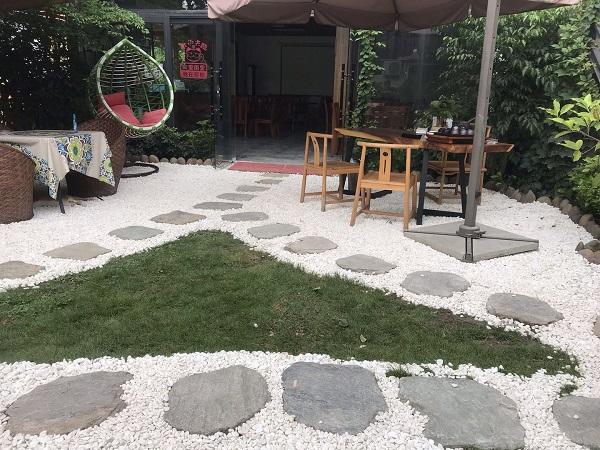 别墅内院环境