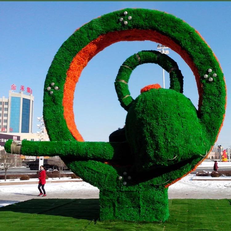 河南绿雕造型