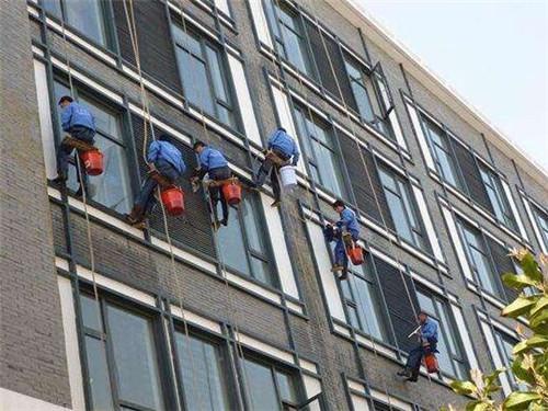 郑州外墙清洗翻新