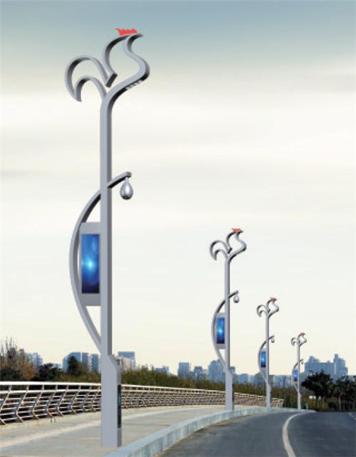 智慧路燈安裝