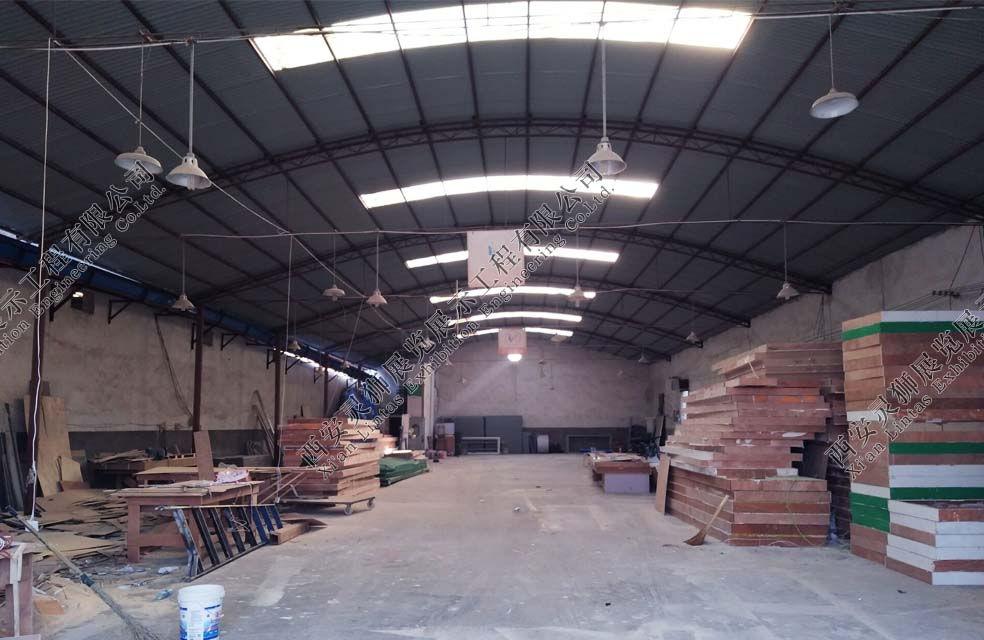 展览展厅制作工厂