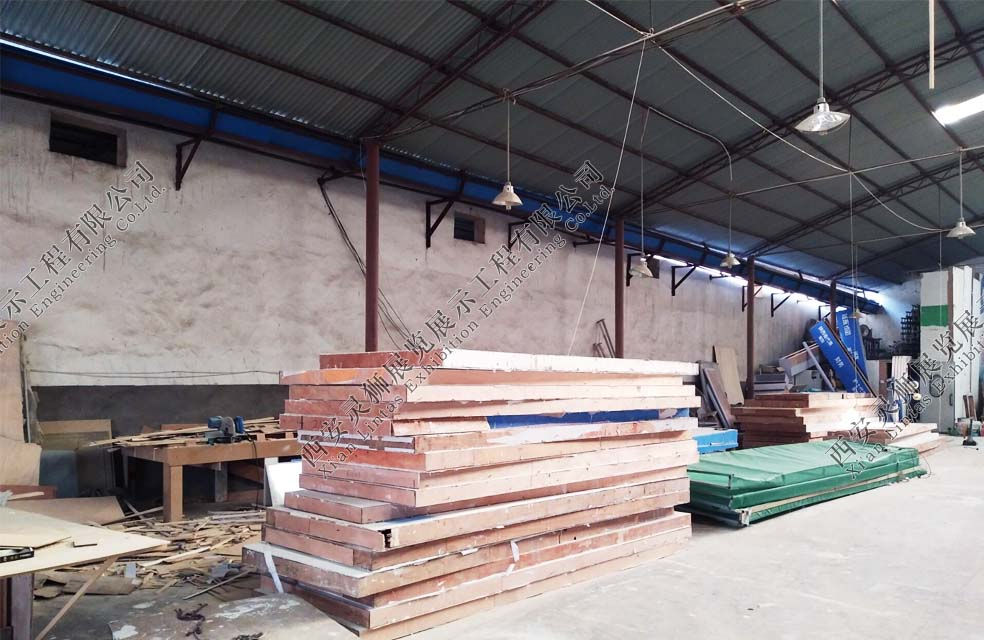 展览搭建制作工厂