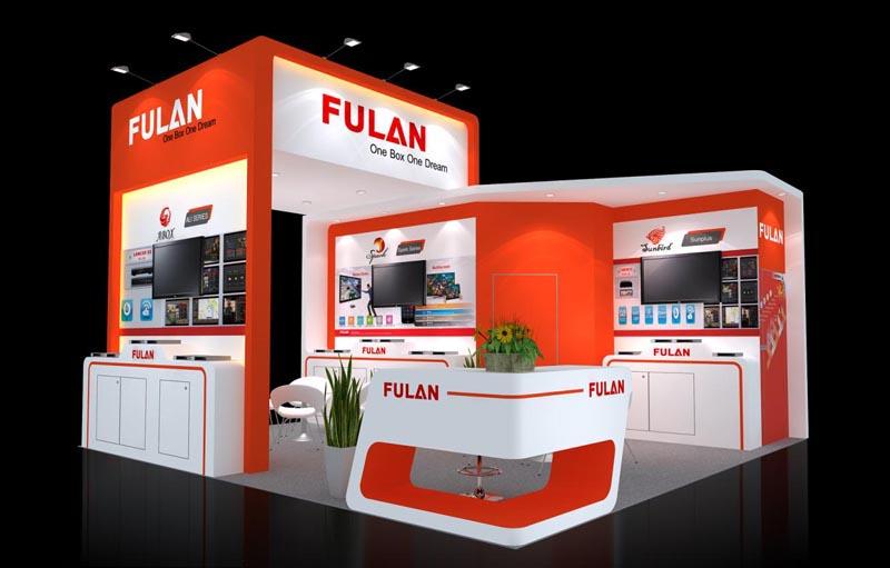 西安展览搭建公司