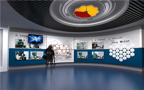 石油测井展厅