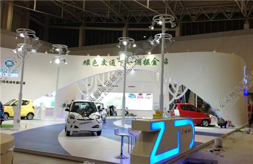 知豆新能源电动车1200平方案例图