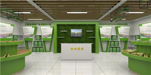 西安展览展厅设计应该要注意的几个事项