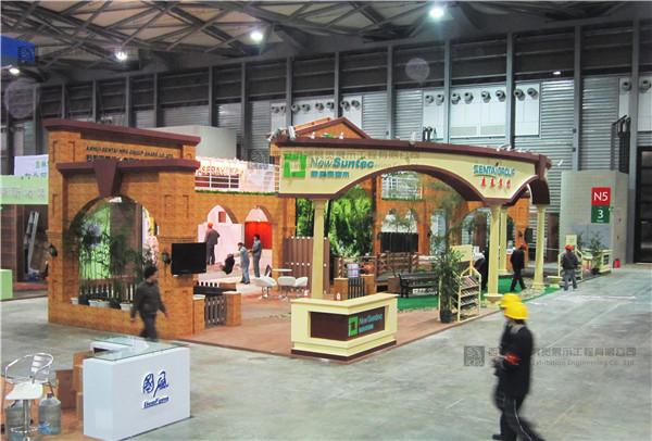 新森泰塑木 -展览公司-家博会展案例