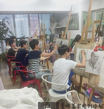 兰州墨峰美术培训中心