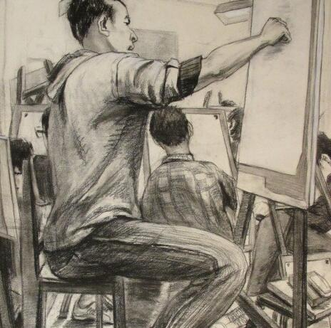 兰州美术高考培训集训