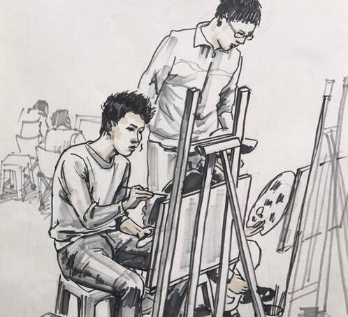 兰州美术培训学校