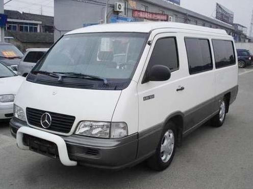 商务租车公司-奔驰商务MB100