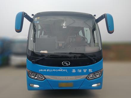 成都大客车租赁_金龙大客车39座