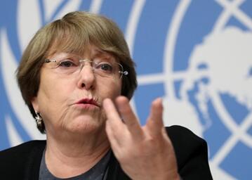联合国人权高专向港府港警施压 中方提出严正交涉
