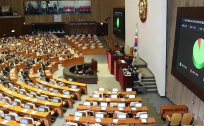 韩国国会通过设立公职人员反腐机构法案,调查对象包括总统