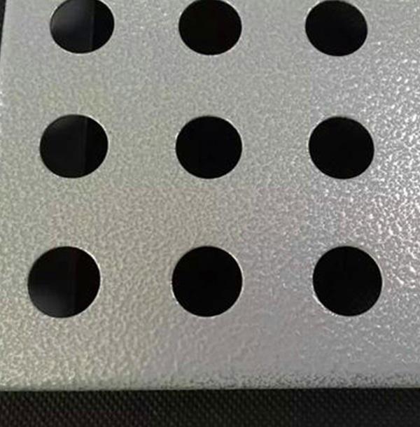大同艺术排孔铝单板