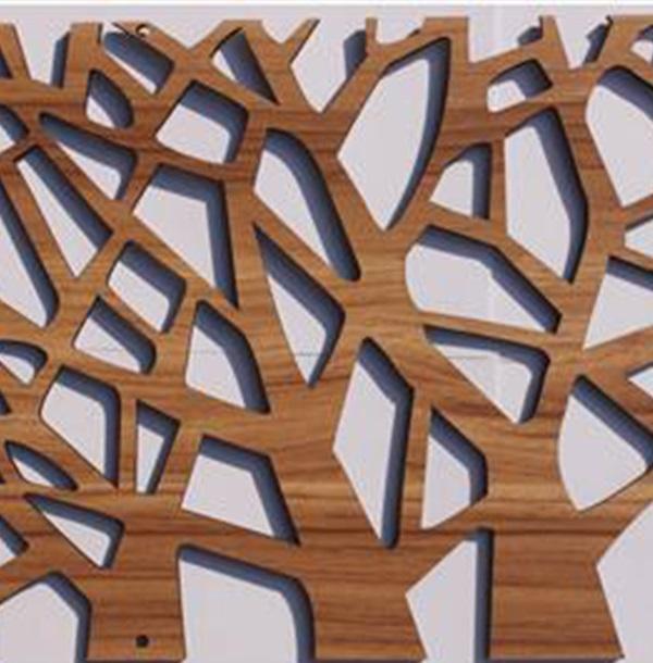 大同雕花铝单板