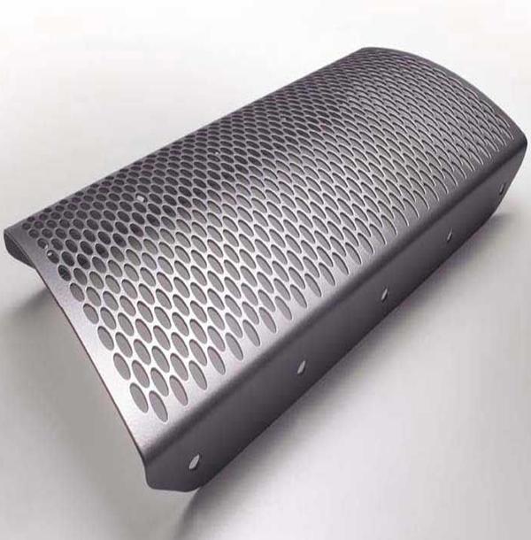 大同冲孔铝单板