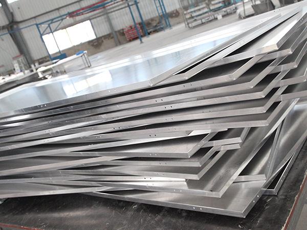 内蒙古铝单板喷涂