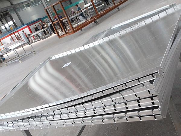 大同鋁單板生產