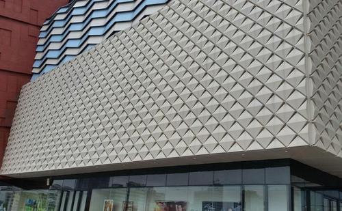 幕墙铝单板施工工艺你了解多少?