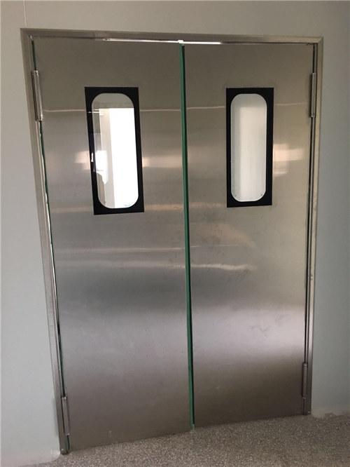 304不銹鋼鋼質門