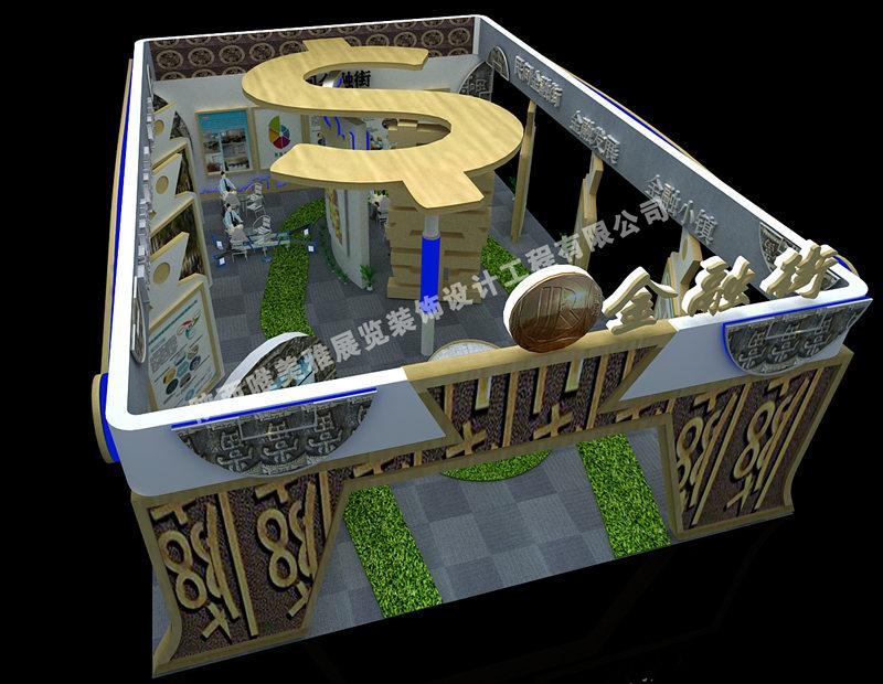 陕西展台设计搭建工程