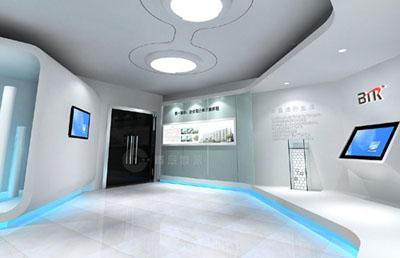 陕西展厅装修设计