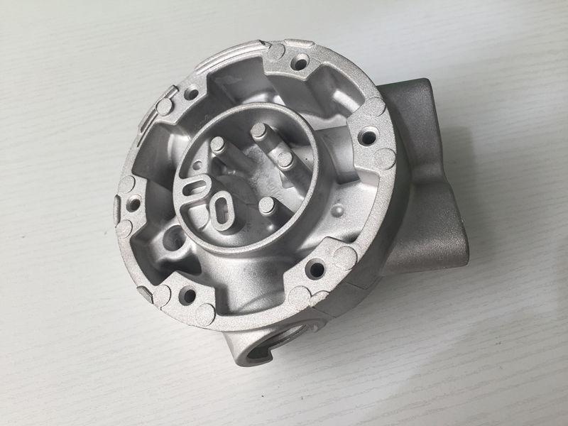 汽车空调压缩机壳体