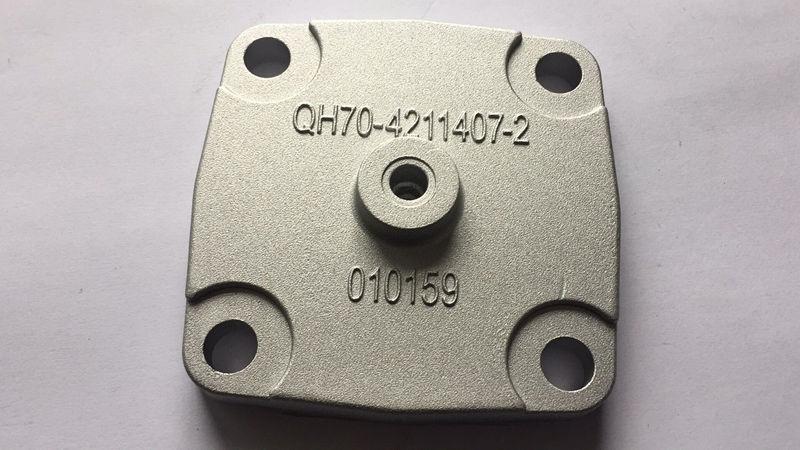 陕西铝合金压铸生产