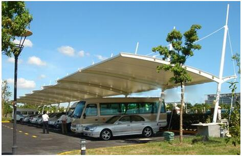 怎么做膜结构车棚价格的预算?膜结构车棚价格预算包括哪些方面?