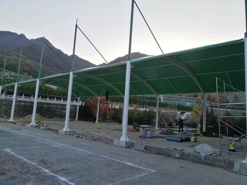 西安金南山墓园膜结构