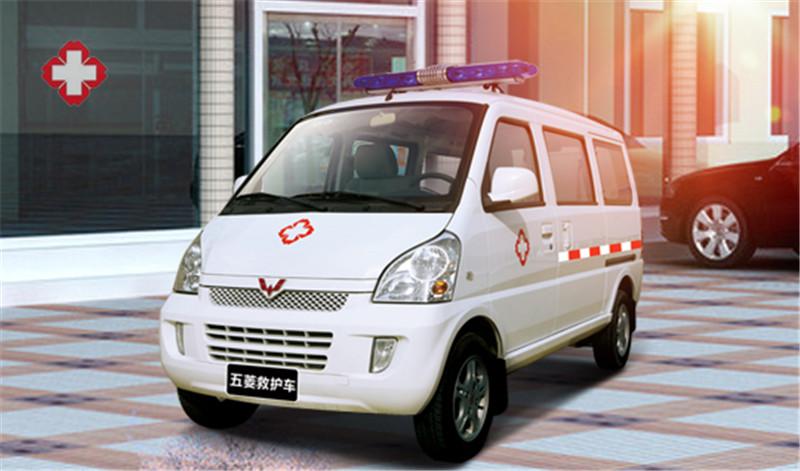 五菱救护车