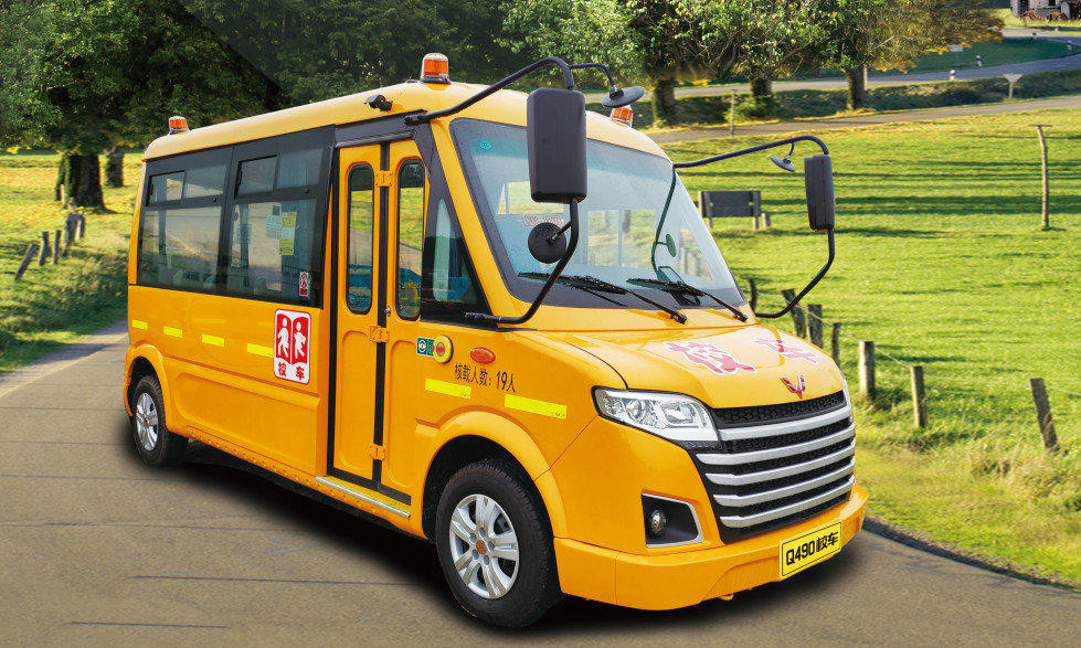 五菱Q490校车