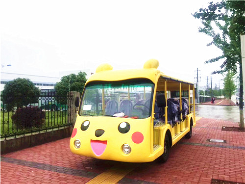 L100系列观光车