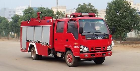 新疆消防车