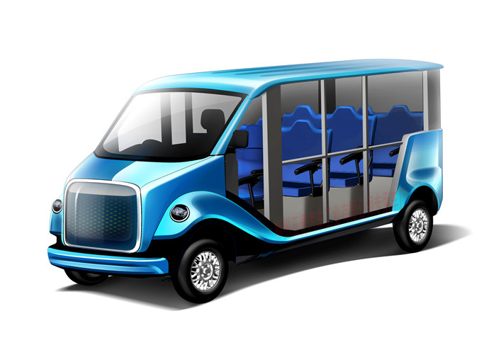 M100系列电动观光车